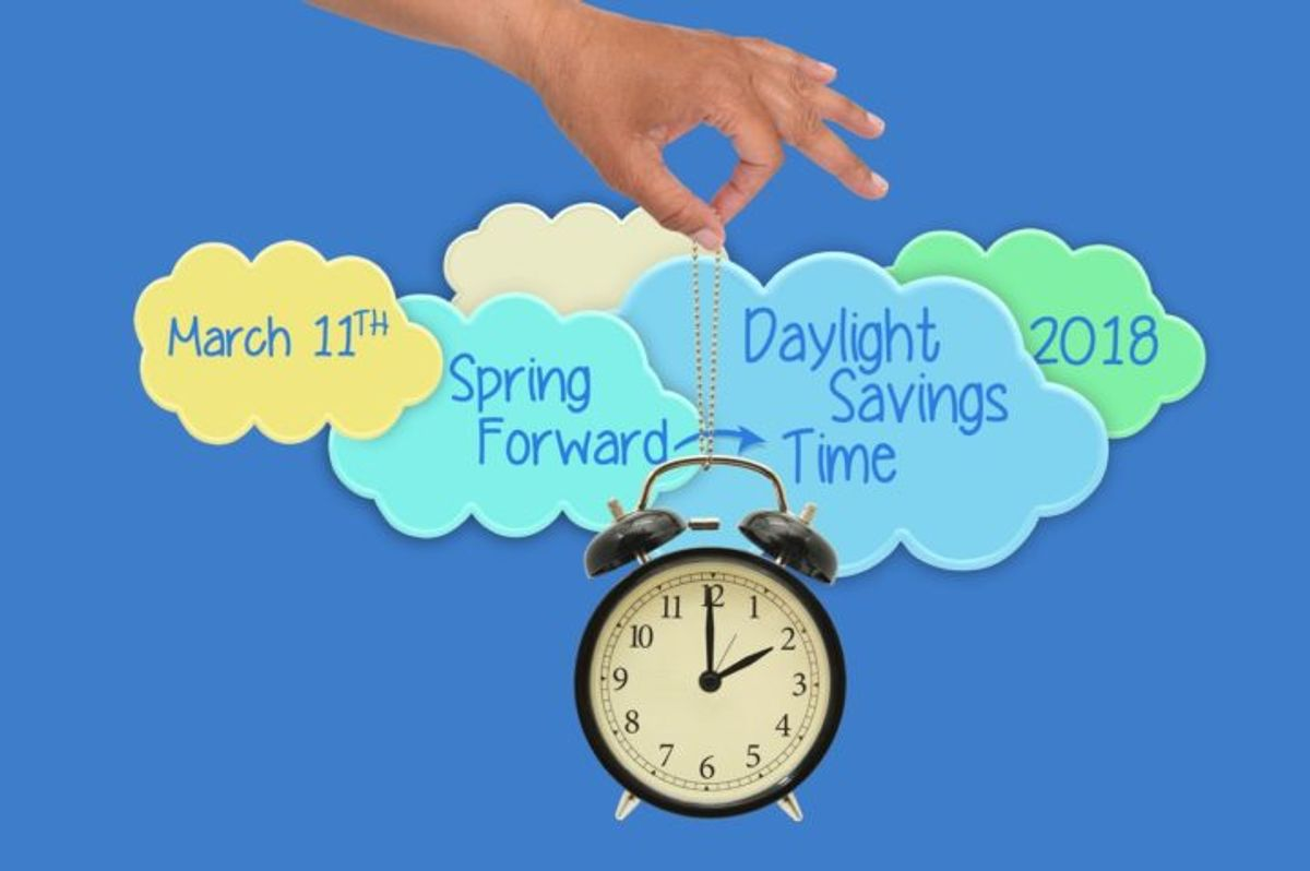 Spring Ahead: Tips to Help You Navigate the Time Change