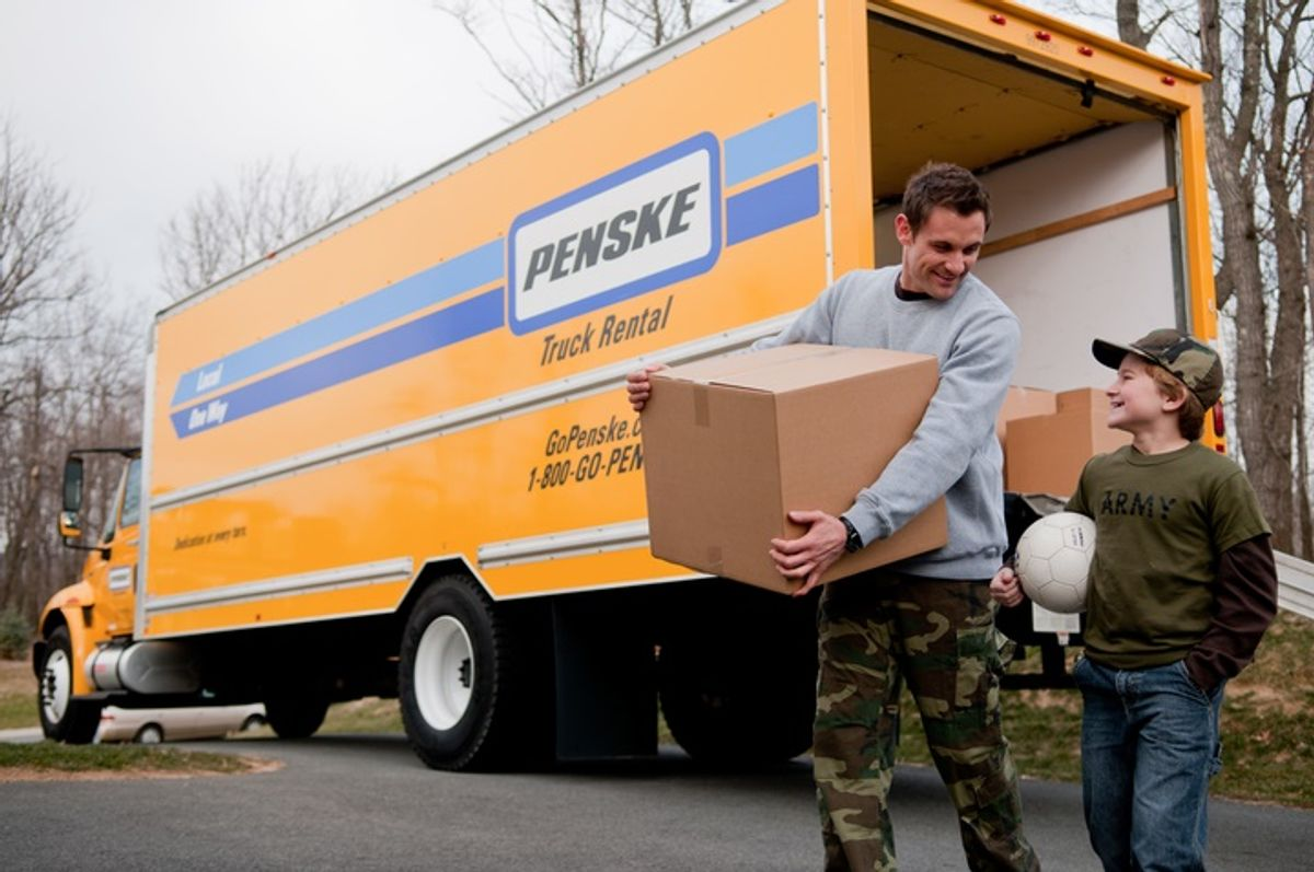 Tips for Your Next Military Move