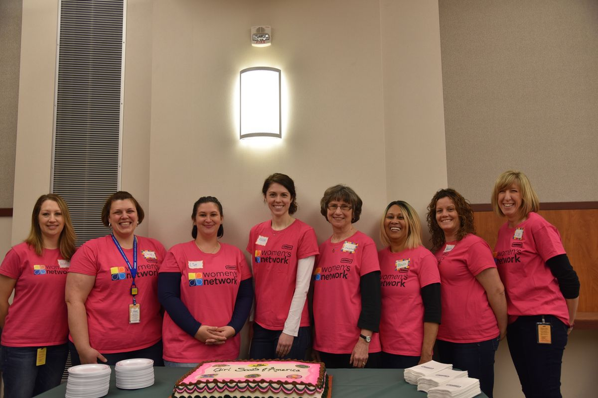 Penske Women's Network and Girl Scouts Team up for Leadership Event