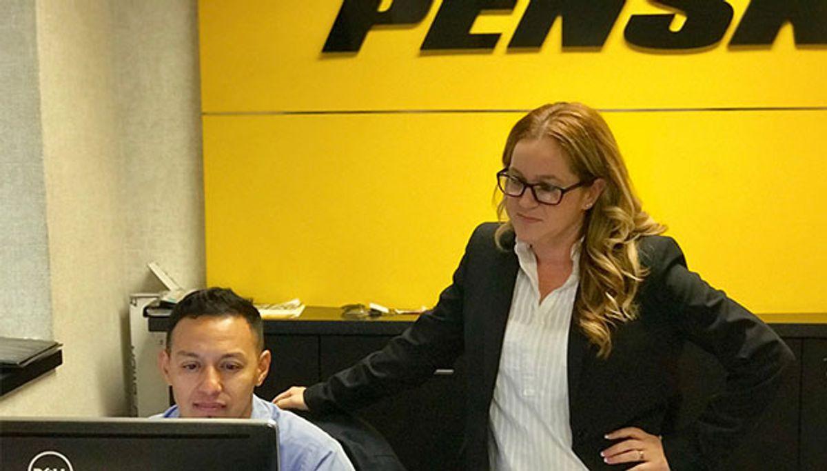 Penske Associate Credits Management Trainee Program for Her Impressive Career