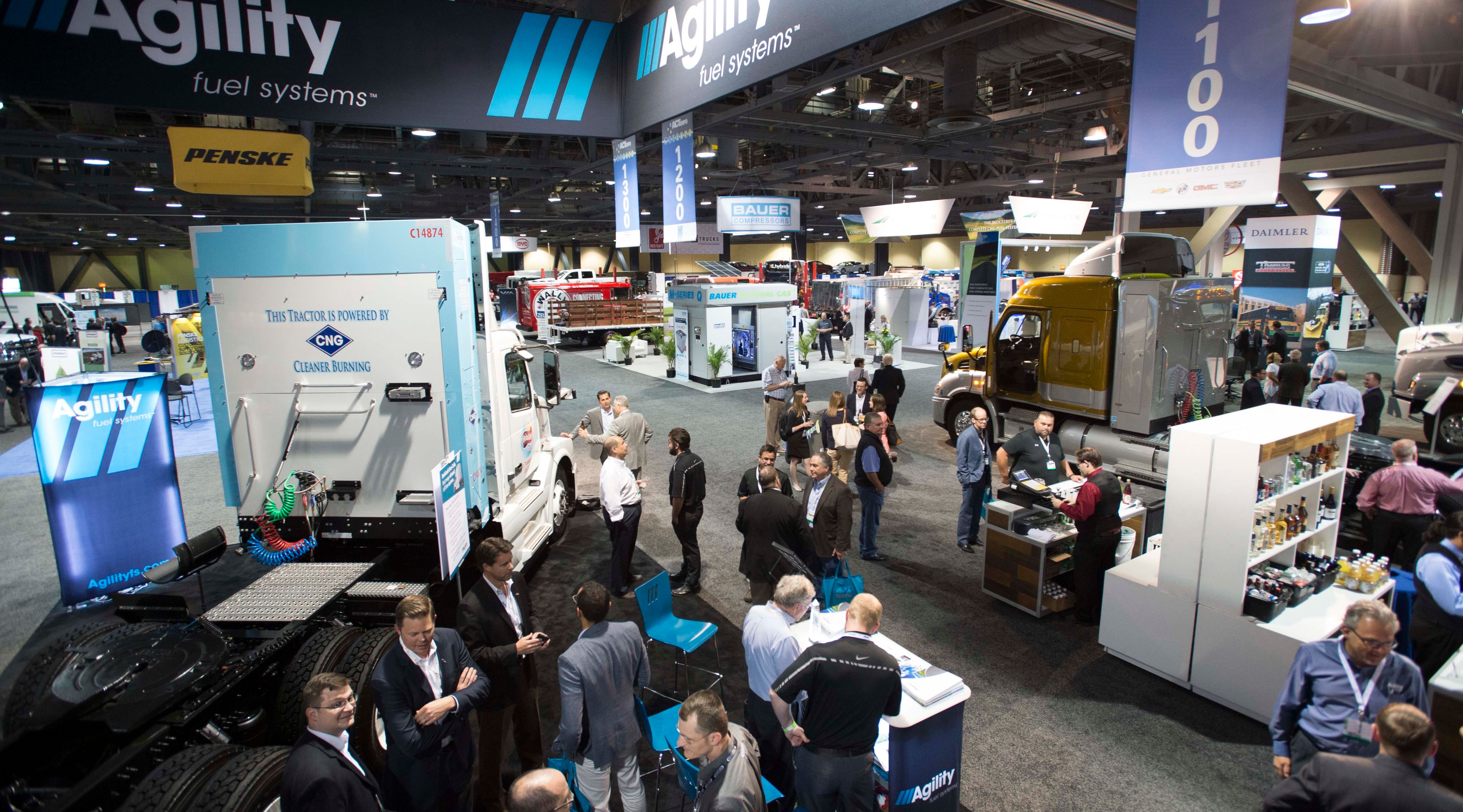 Penske Takes Part in Upcoming Advanced Clean Transportation (ACT) Expo