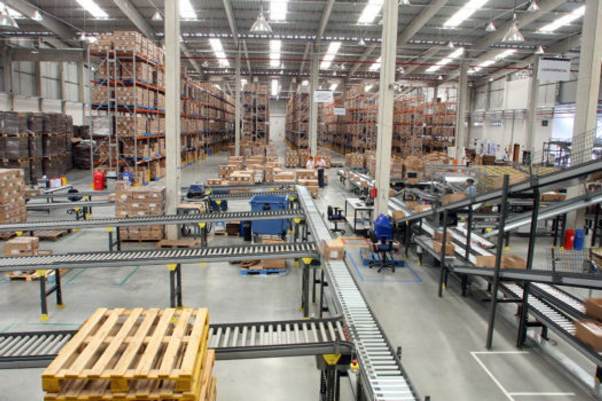 Multi-Client Warehousing Helps Shippers Gain Supply Chain Advantages