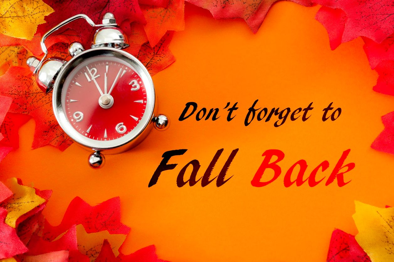 Tips to Safely Navigate the Fall Time Change