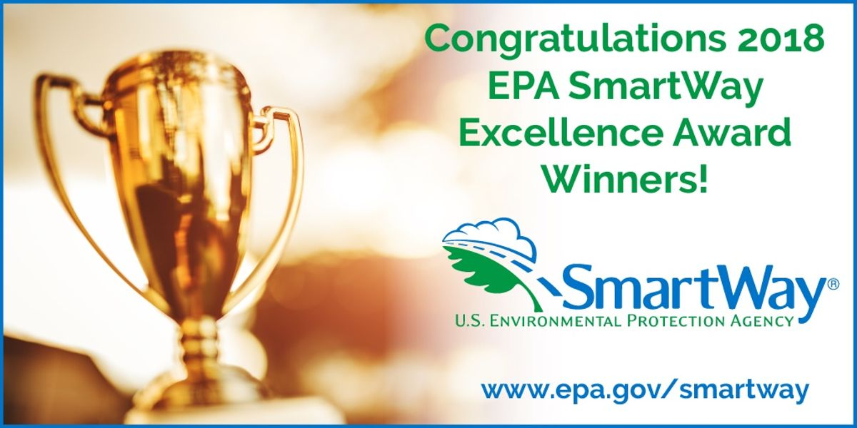 Penske Logistics Receives Freight Carrier Excellence Award from U.S. EPA SmartWay