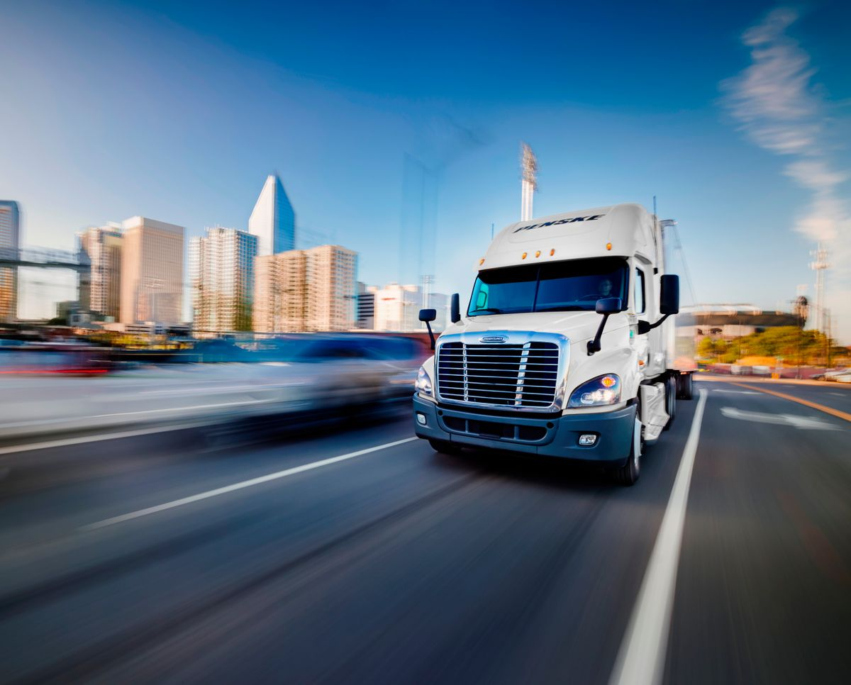 Penske Logistics Recipient of Several Industry Magazine Awards and Listings