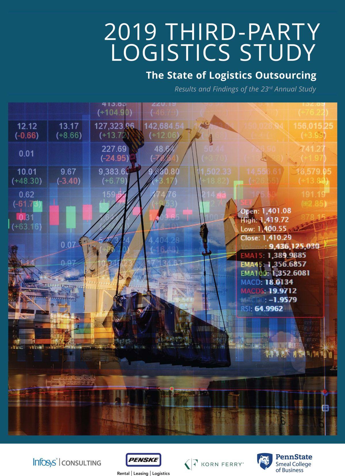 Penske Logistics Presents 2019 Third-Party Logistics Study: State of Logistics Outsourcing
