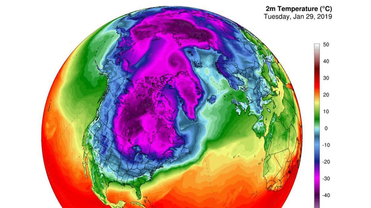 Winter Storm Jayden, the Polar Vortex and Climate Change: 3 Factors That Matter