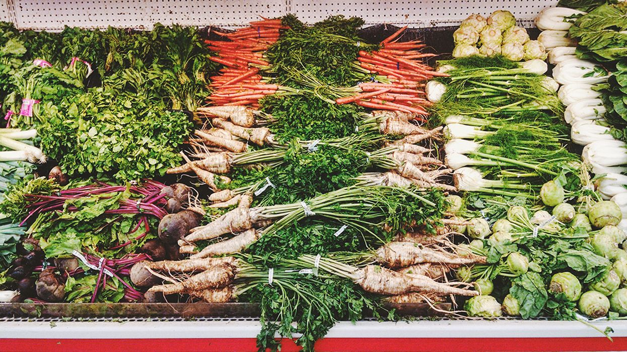 'Nude' Shopping Increases Vegetable Sales for New Zealand Markets
