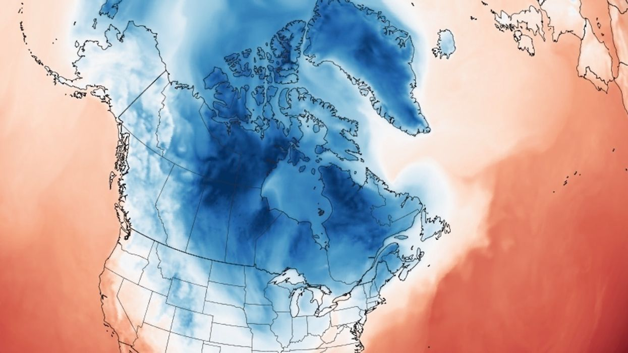 'INSANE!': Even Weather Experts Can't Believe How Cold It Is
