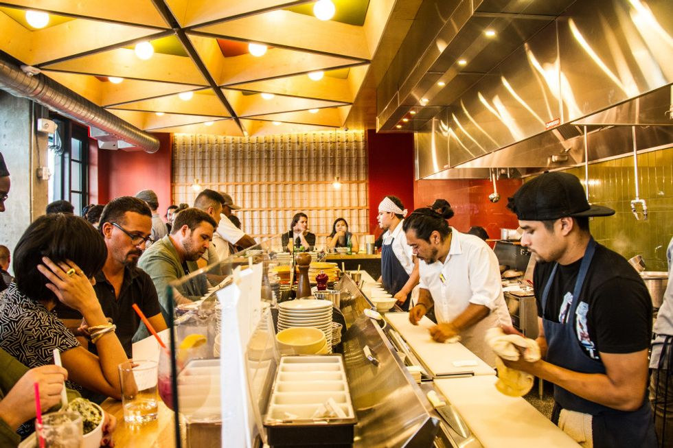 Best Asian Fusion Restaurants in D.C.