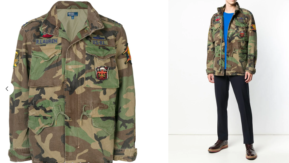 d5c22b721d0b7 Here's How To Dress Like You *Wanted* To Join The Military - Task ...