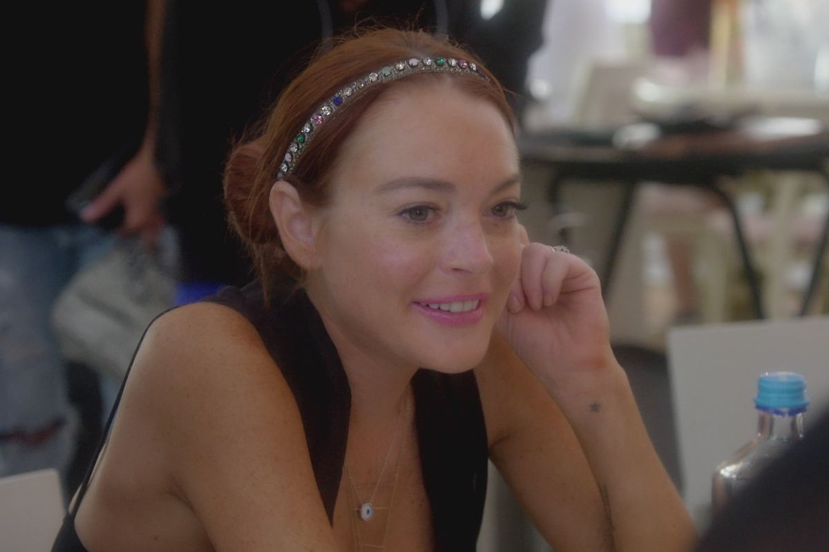 'Lohan's Beach Club' Episode Four Recap: The Girls Are Fighting