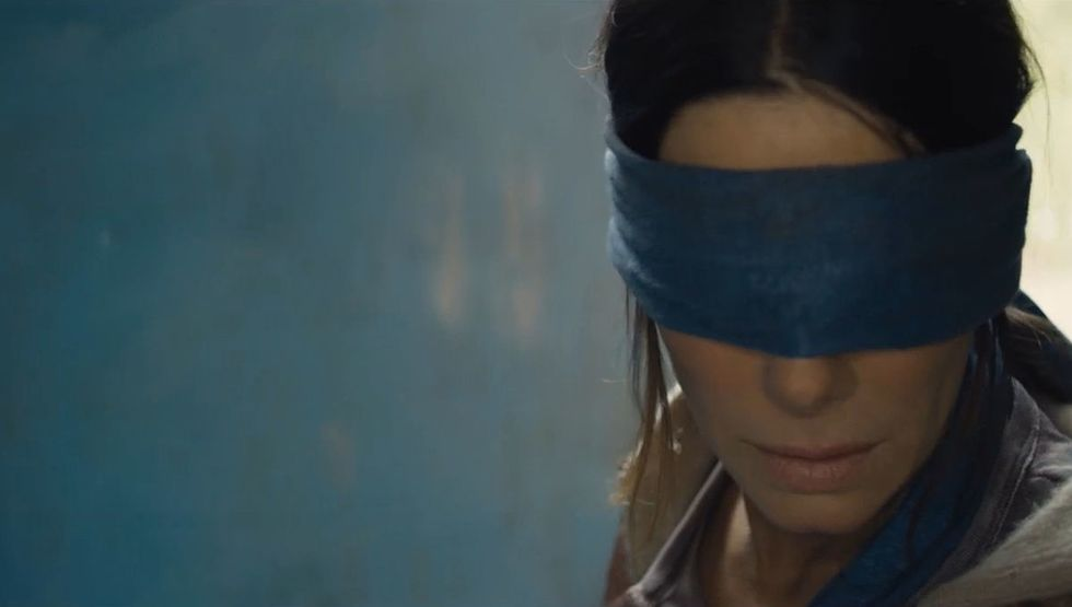 'Bird Box': Movie Vs. Book