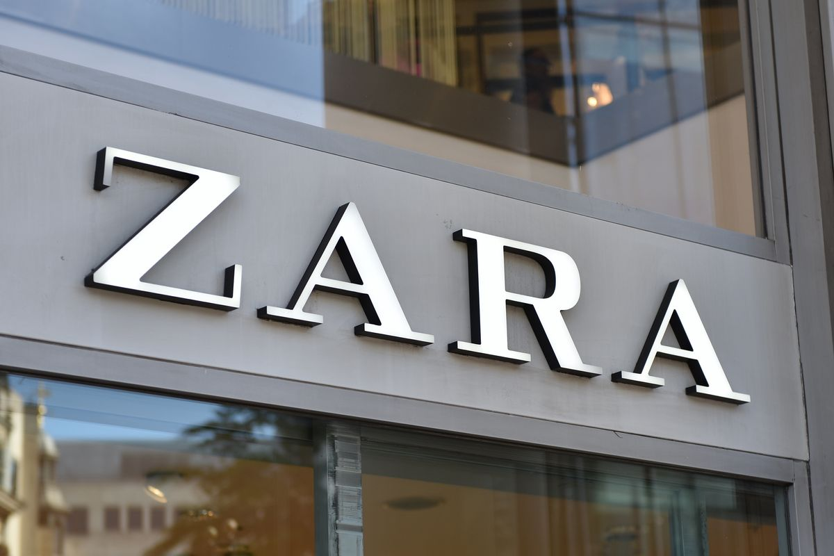 Zara's New Logo Is a Little Too Close for Comfort