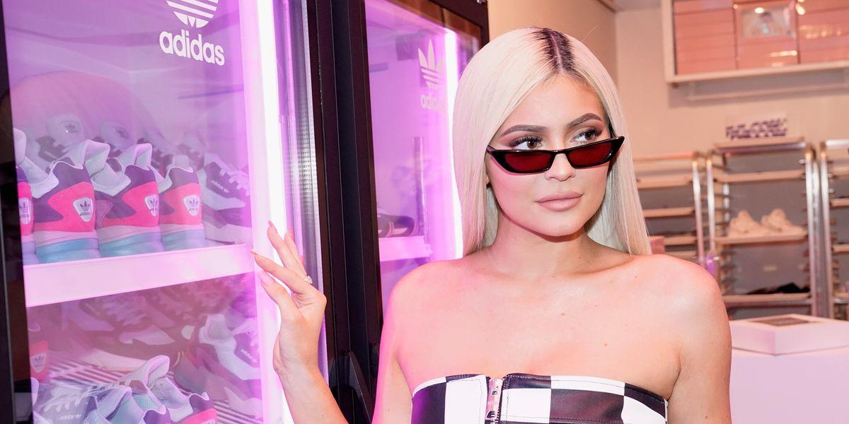 Kylie Jenner Really Really Loves Postmates