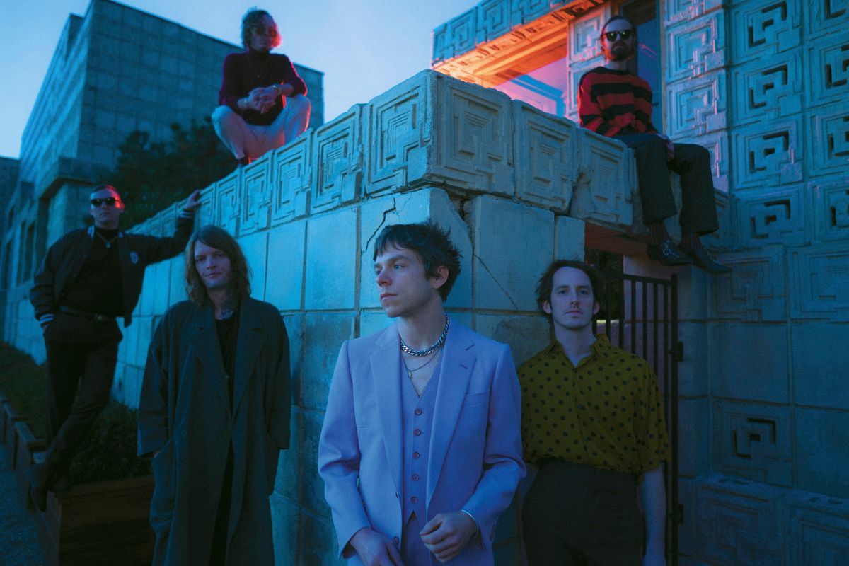 Cage the Elephant Isn't 'Ready To Let Go'