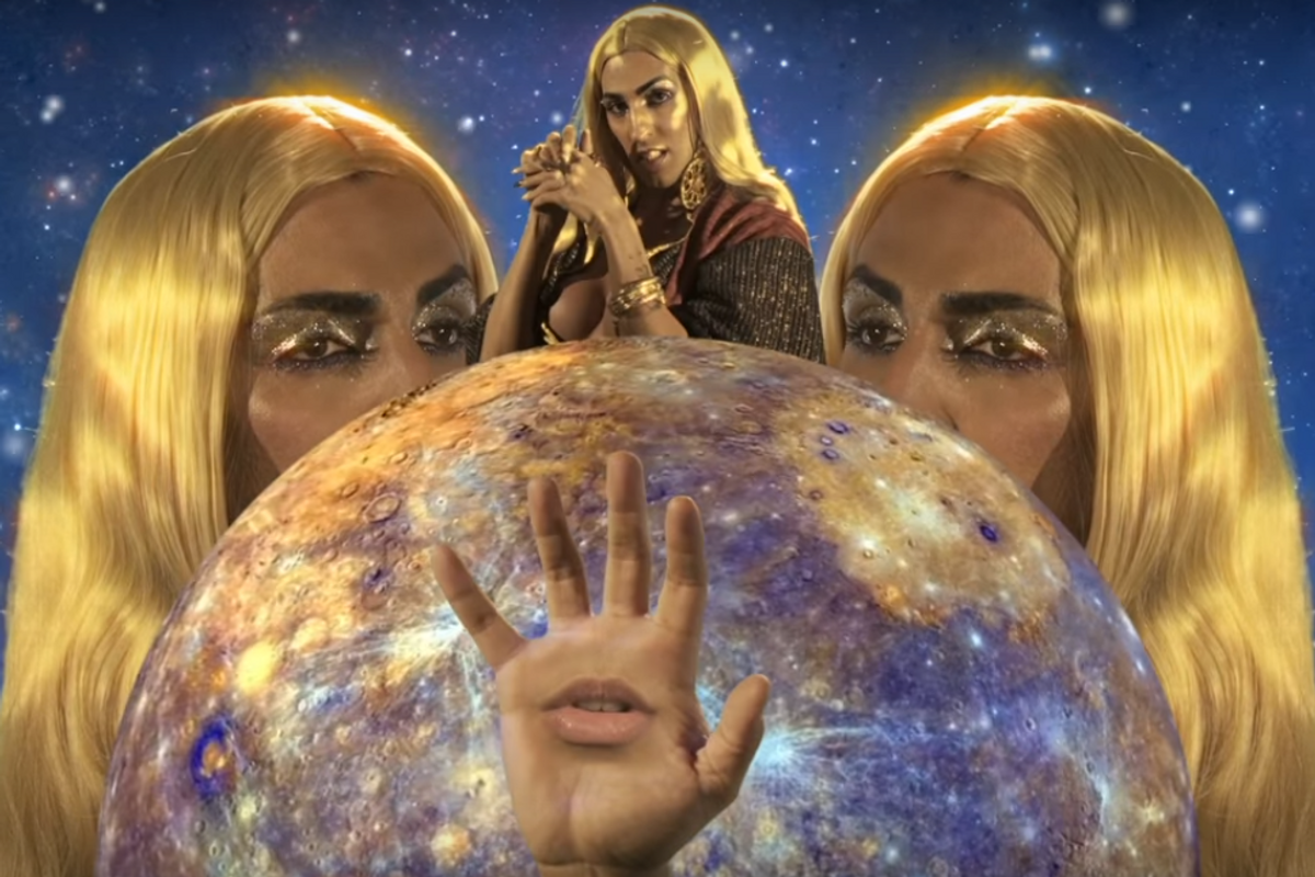 Brazilian Trans Activist Pepita Is Queen of Phillipi & Rodrigo's Universe