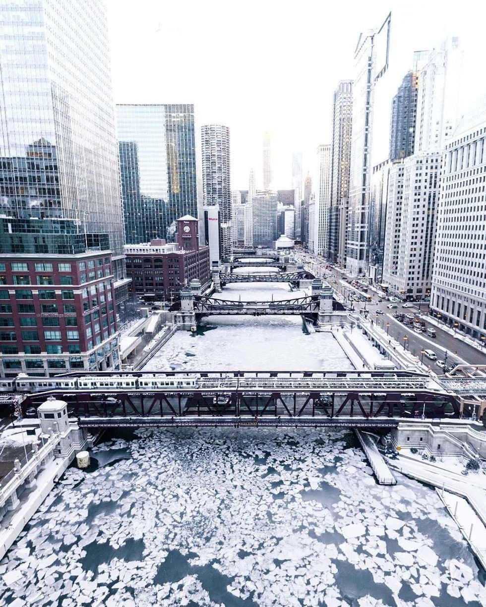 A Recap Of Chicago's Record-Breaking Week, 'Chiberia'