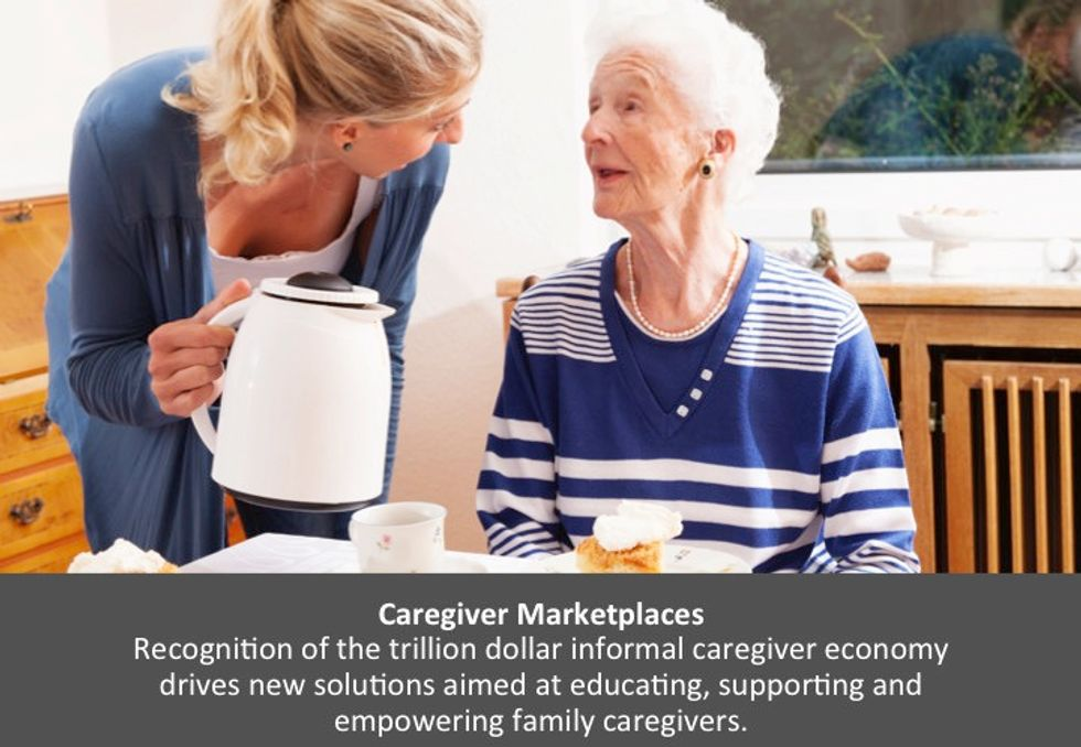 Thoughts From A Caregiver
