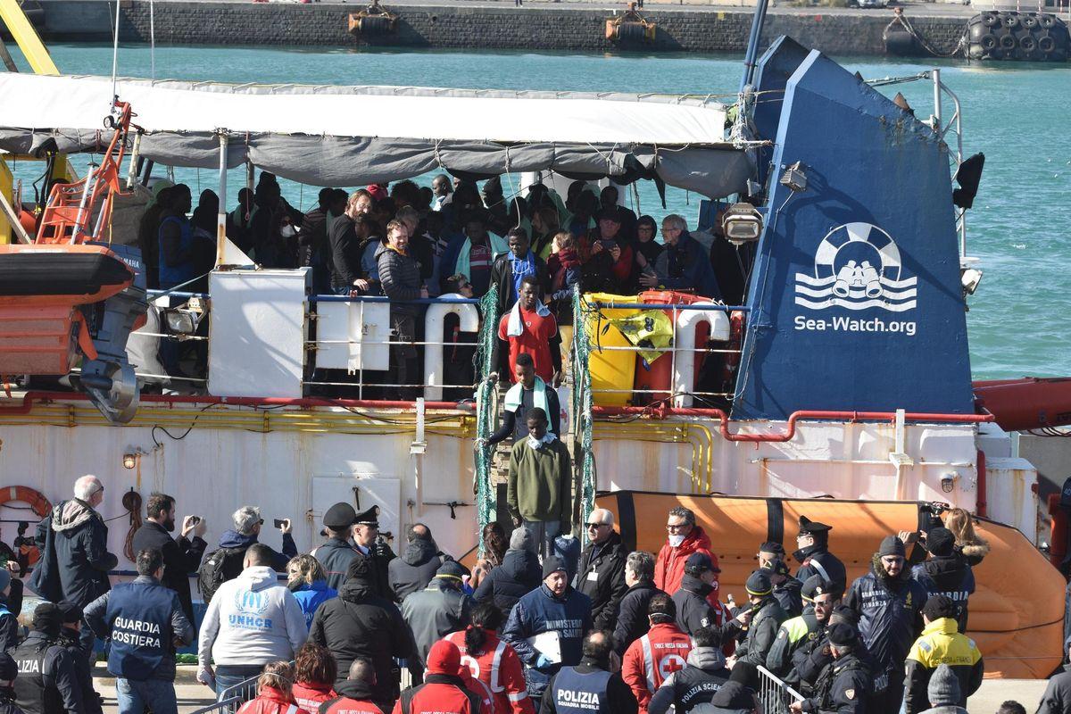 L'equipaggio del taxi del mare sarà interrogato dai magistrati