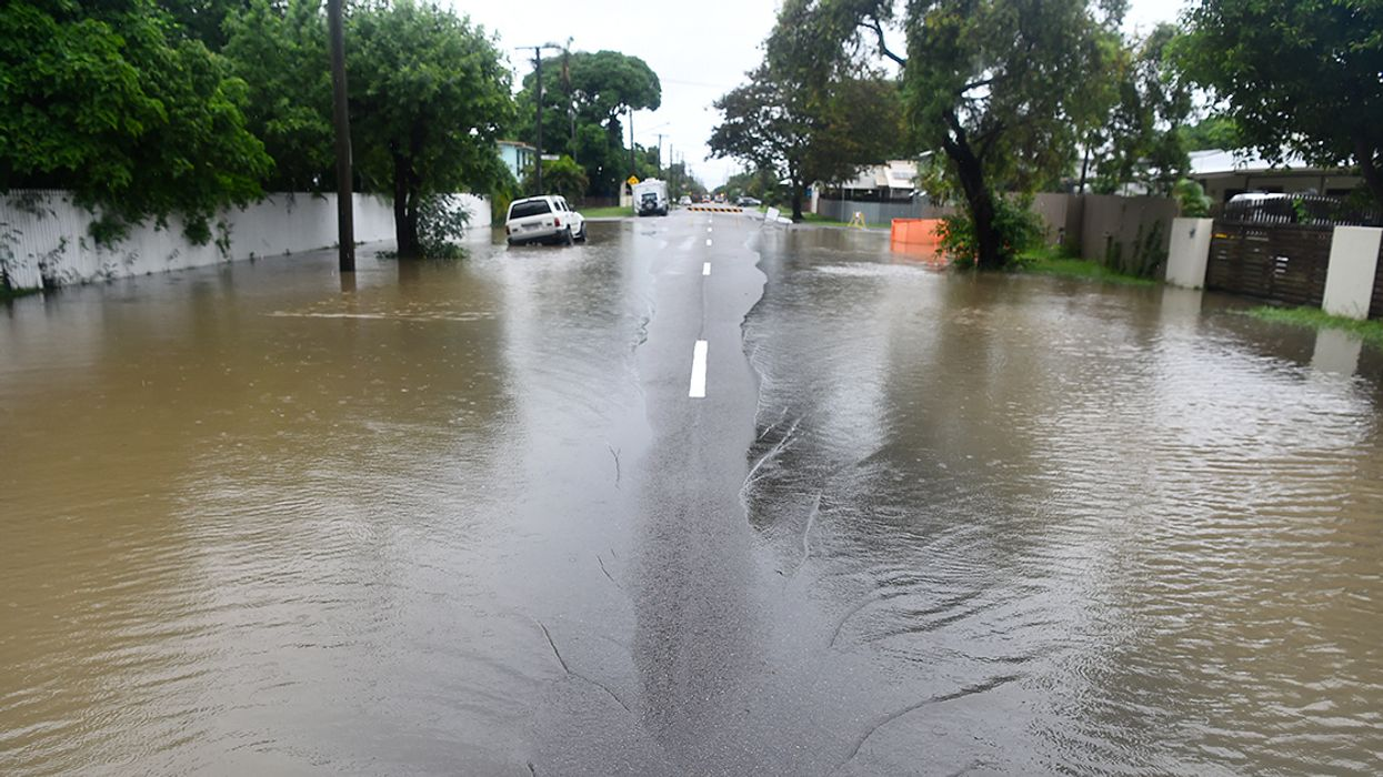 Disaster Declared as Australian City Sees a Year's Worth of Rainfall Within Days