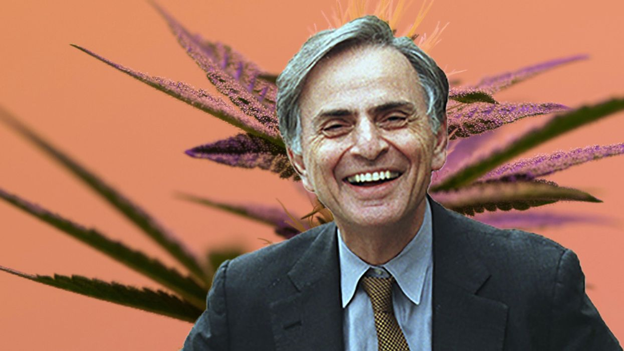 Carl Sagan on marijuana, weed, cannabis