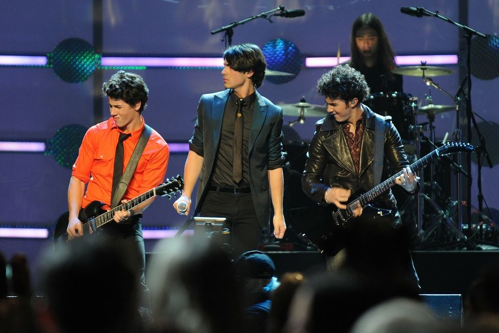 *S.O.S* The Jonas Brothers Are Releasing Music And Everyone's Excited