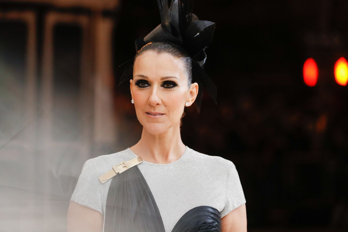 Only Céline Dion Can Bring Marc Jacobs' Runway to Life