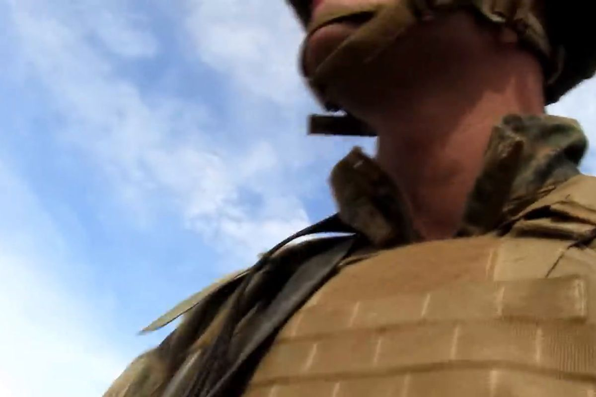 The war documentary the Marine Corps doesn't want you to see