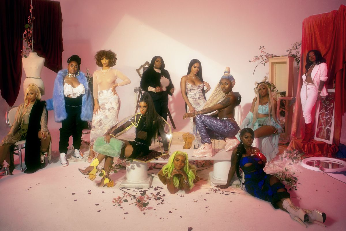 Women in Hip-Hop: The Voices of Our Generation