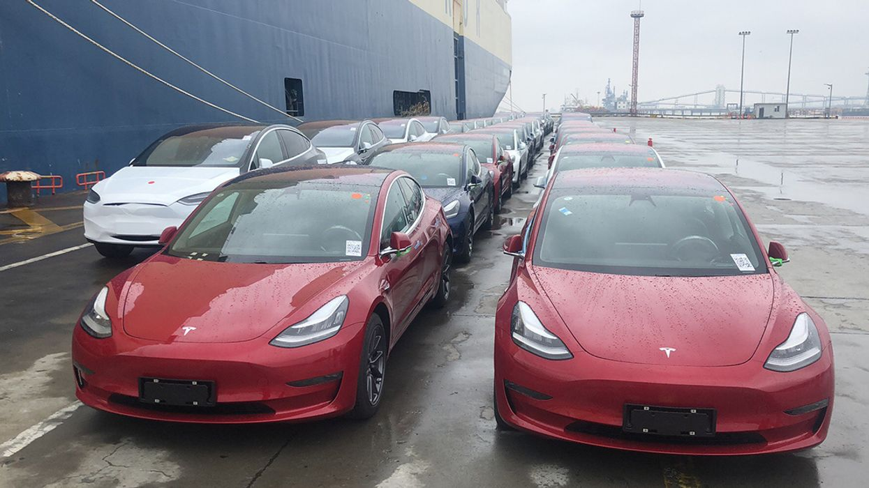Tesla's $35,000 Electric Car Is Finally Here
