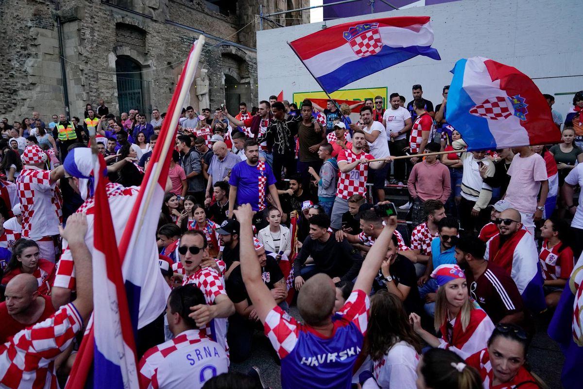 Quattro valide ragioni per tifare Croazia e arrostire i galletti