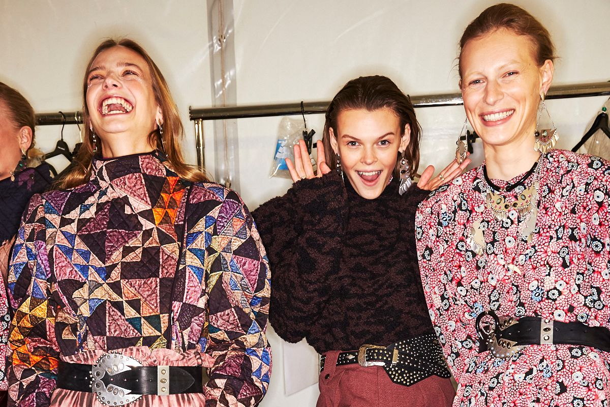 Isabel Marant's French Cool Girl Formula