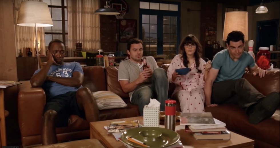 7 Quotes From 'New Girl' To Use As Instagram Captions This Spring Break