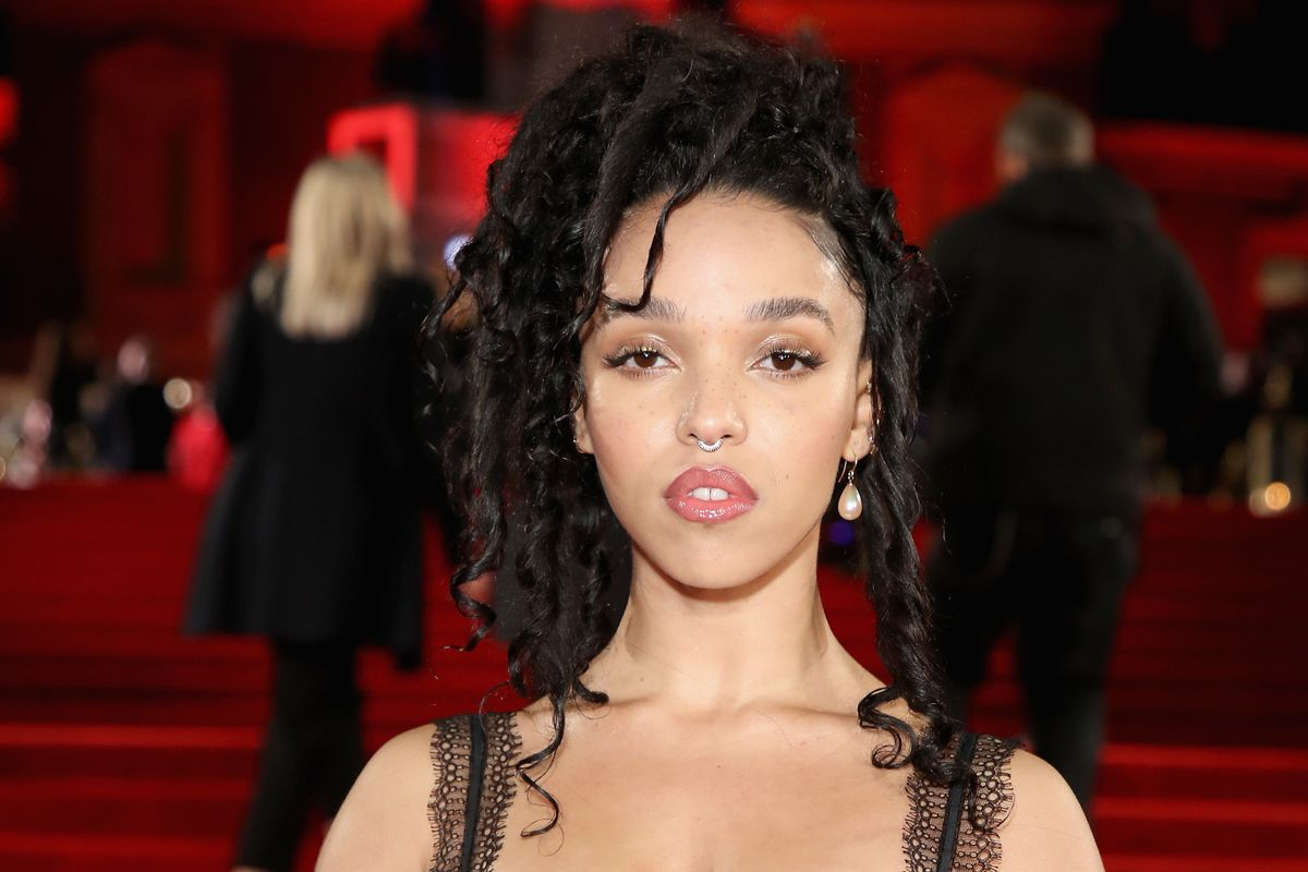 FKA Twigs Sparked a Debate Over the Politics of 'Skinny Legend'