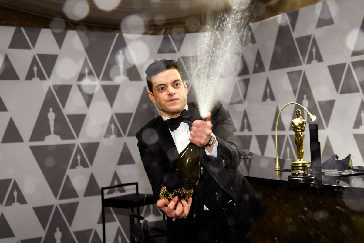 Rami Malek's Latest Video Makes Another Viral Meme