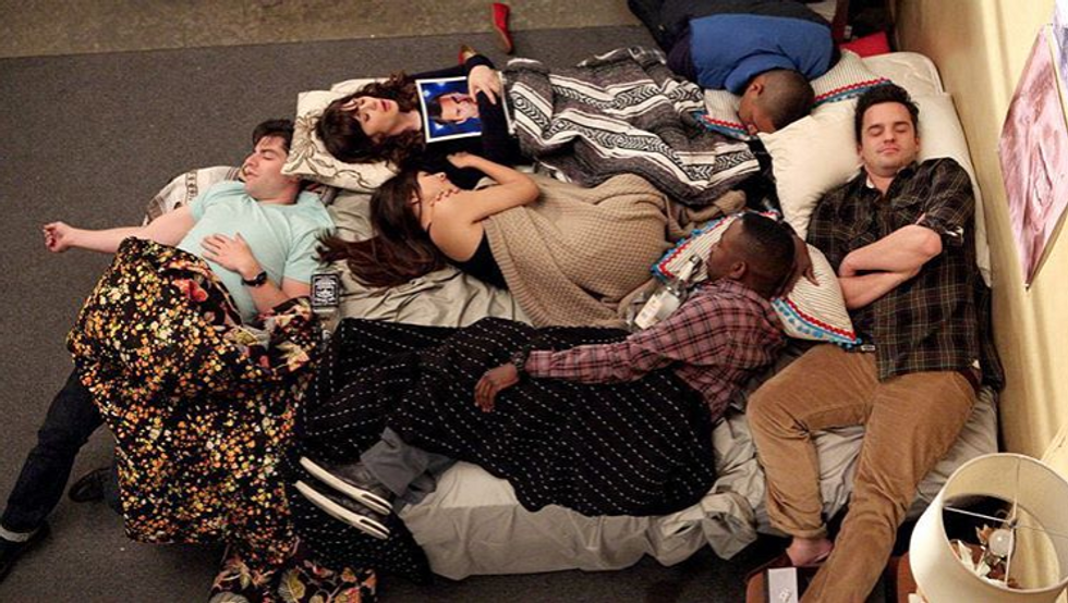 10 Thoughts Every Girl Has After Spring Break, But Told By The Cast Of 'New Girl'