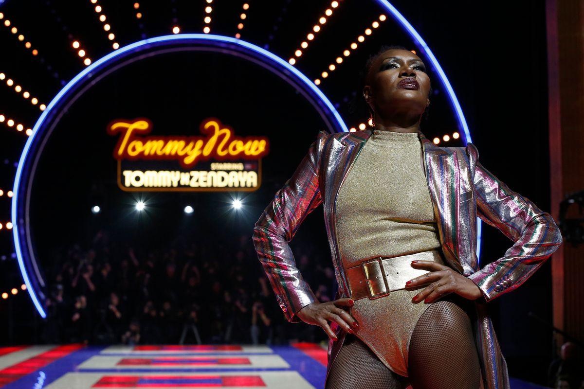 Grace Jones x Zendaya Is the Collab You Never Knew You Needed