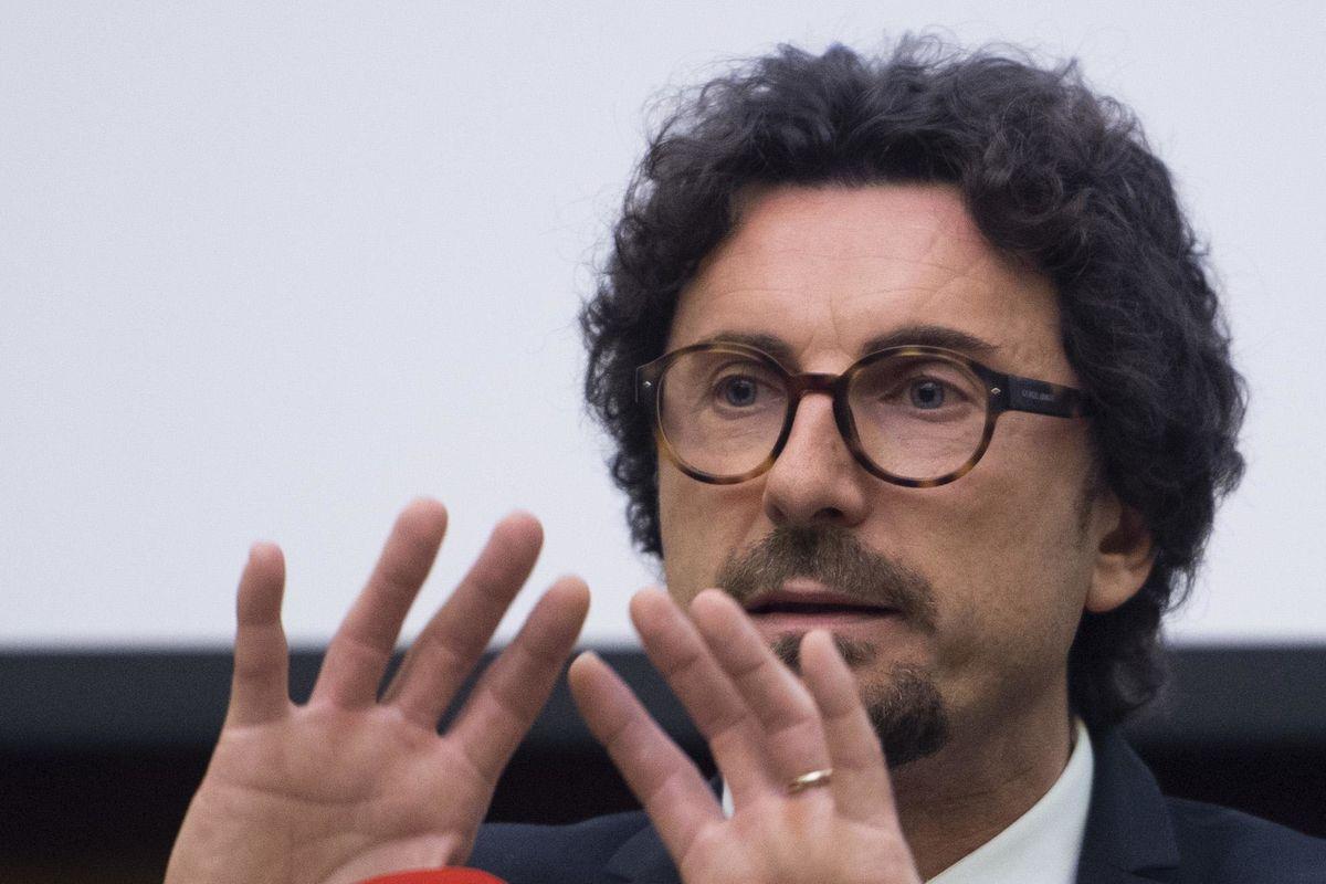 Danilo Toninelli: «Ce l'ho fatta: ha pagato Autostrade»