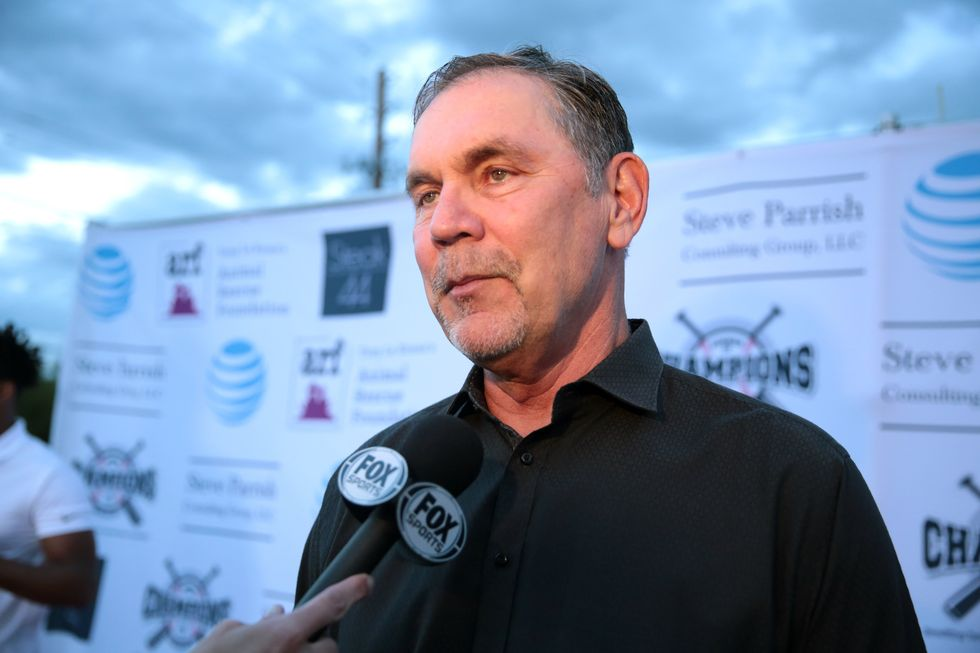Bruce Bochy Is Hanging Up The Uniform