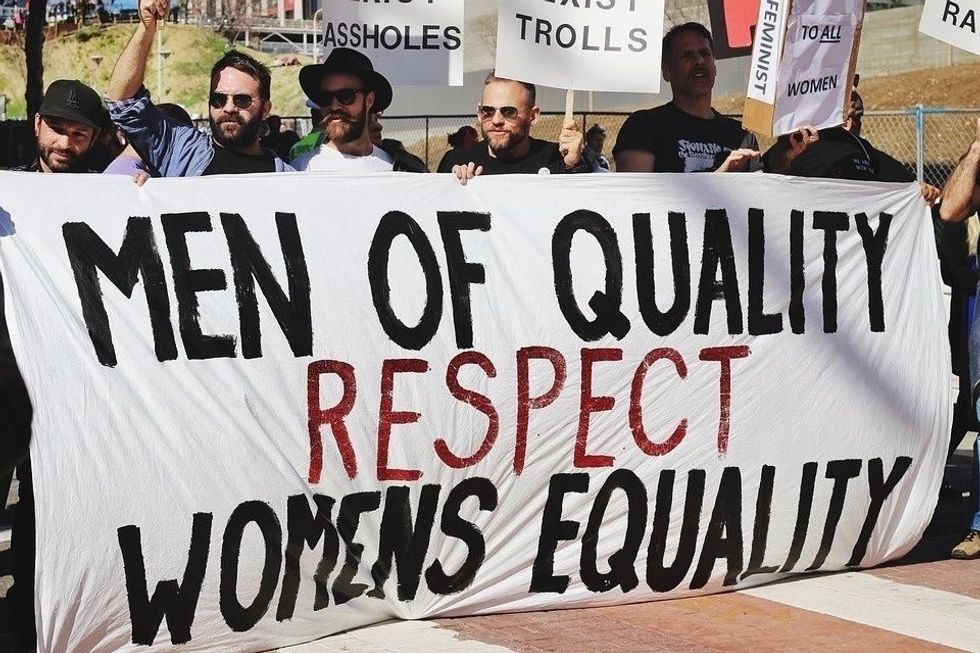10 Statements That Define What It Means To Be A Male Feminist.