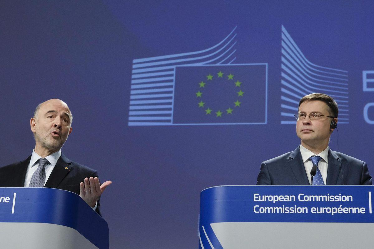 L'Europa già scrive a Roma. Boccia i conti senza aver visto la manovra