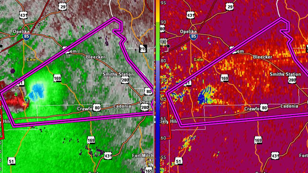 23 Dead as Tornado Pummels Lee County, AL in Further Sign 'Tornado Alley' Is Moving East