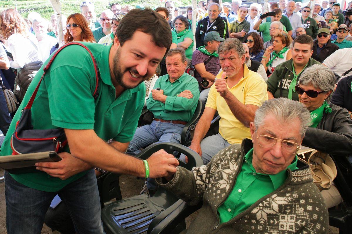 La rivincita di Salvini. Sequestrati in Tunisia i conti dell'ex avvocato di Bossi