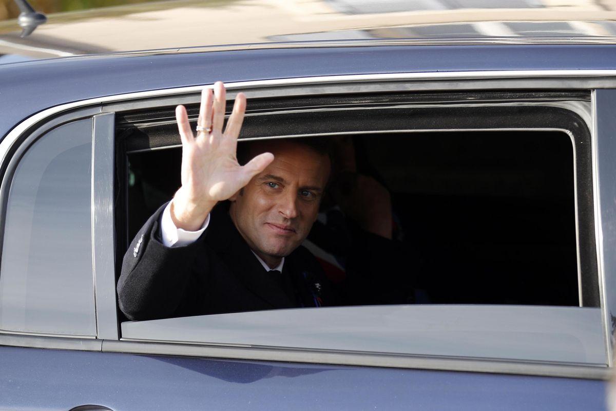Macron blocca i disabili diretti a Lourdes