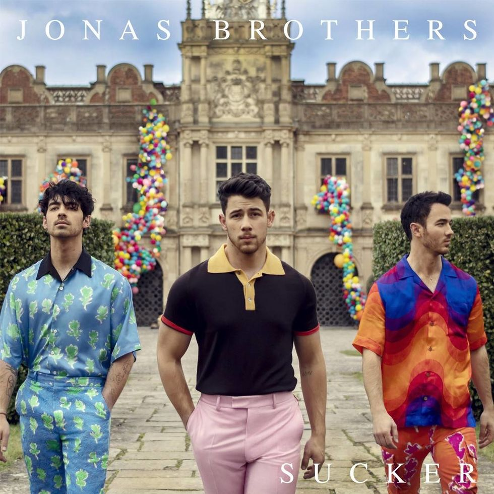 The Evolution Of The Jonas Brothers