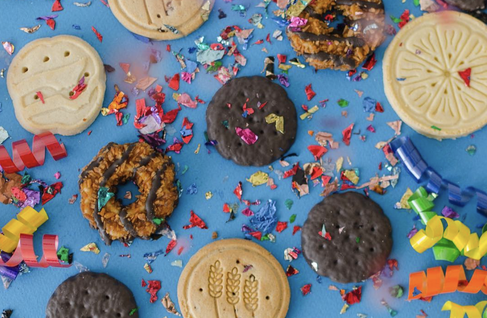 8 Cookies That Are Better Than Girl Scout Cookies