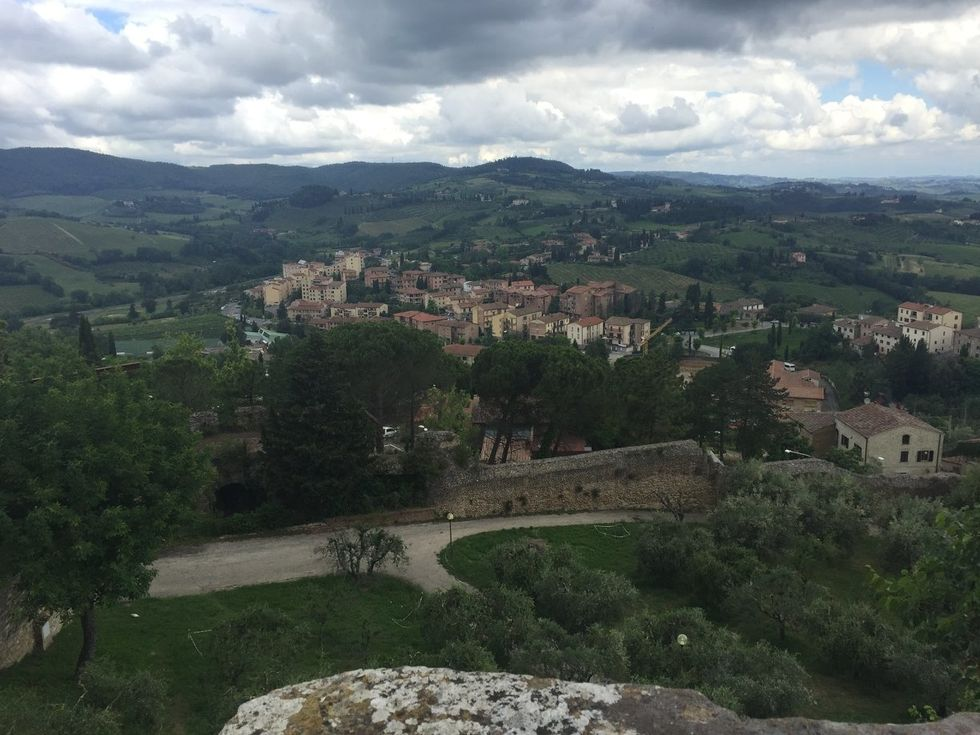 Day Four In Italy: Florence