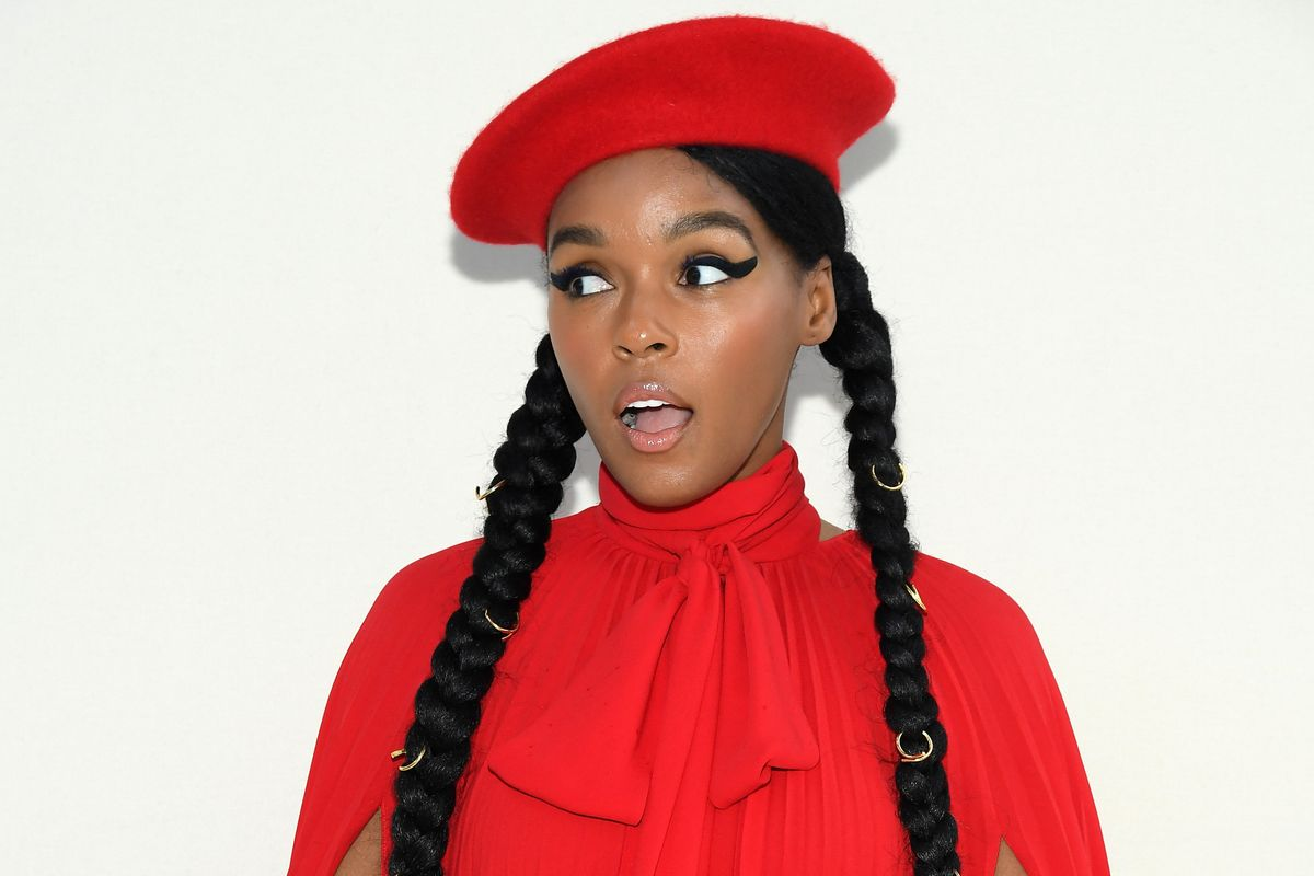 All Hail Janelle Monáe, Queen of Paris Fashion Week