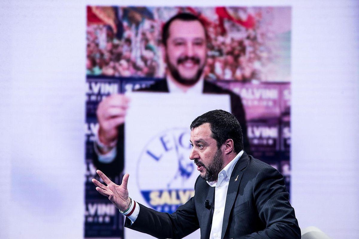 Salvini mi ricorda il dottor Jekyll e il signor Hyde